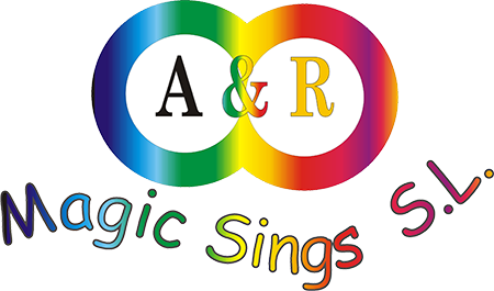 A&R MAGIC SINGS RÓTULOS AYR