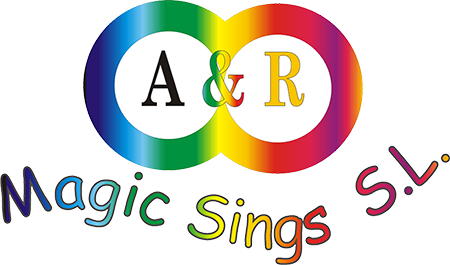 A & R MAGIC SINGS ROTULOS AYR
